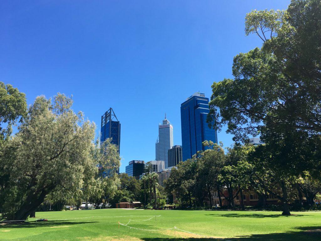 Langley Park, Perth, WA