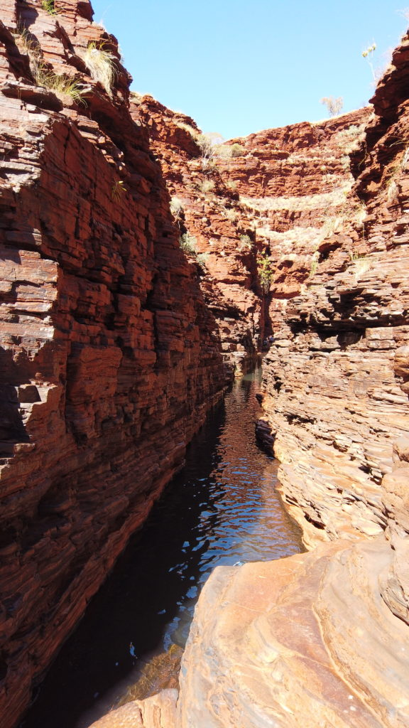 Hancock Gorge, Karijini National Park