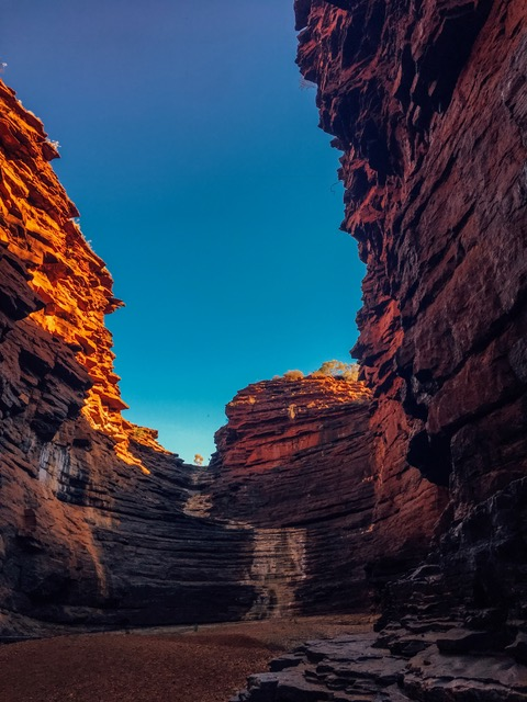 Joffre Gorge, Karijini National Park