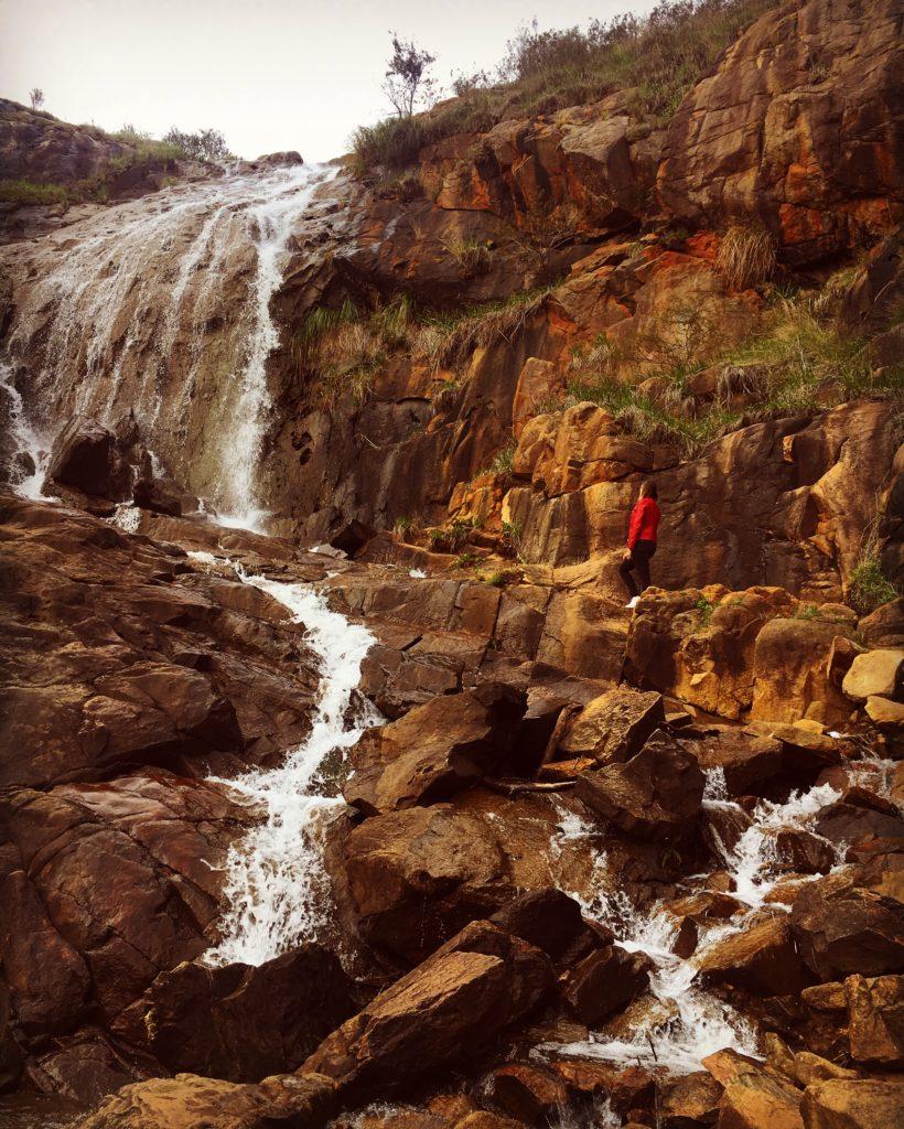 Lesmurdie Falls, WA